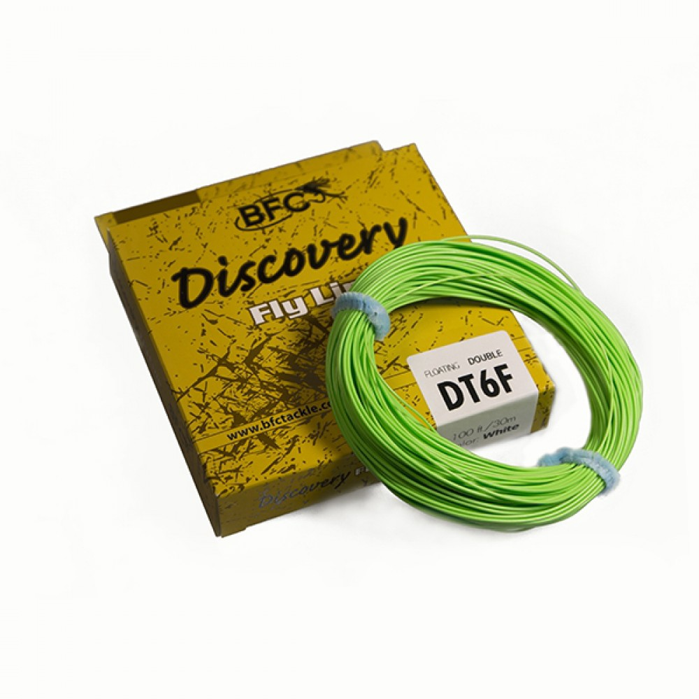 BFC Discovery Fly Line DT