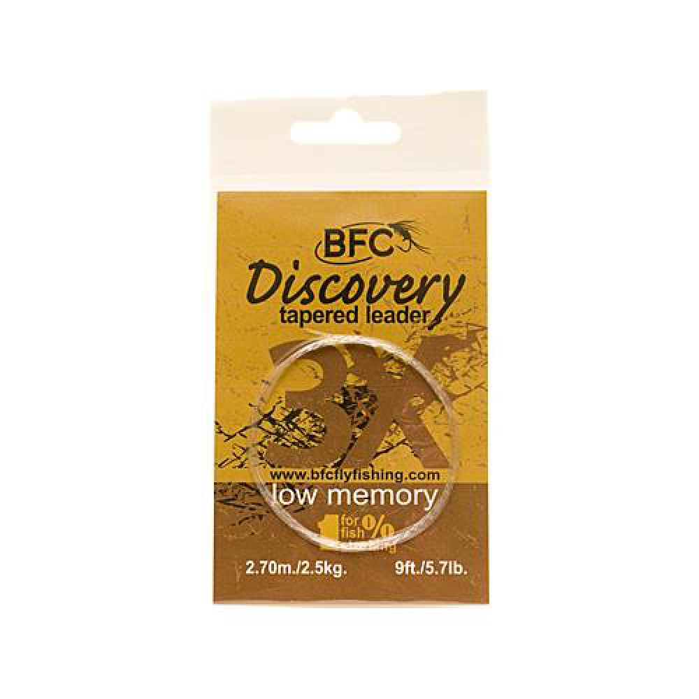 BFC Discovery Tapered Leader 9ft